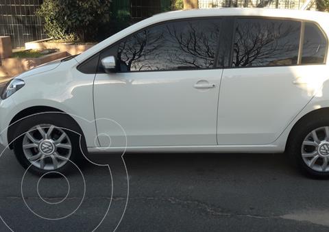 Volkswagen up! 5P 1.0 high up! I-Motion 2016/17 usado (2016) color Blanco precio $1.400.000