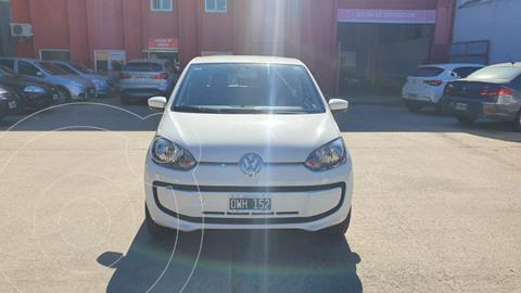 Volkswagen up! 3P take up! usado (2015) color Blanco precio $995.000
