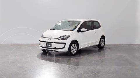 Volkswagen up! 3P 1.0 move up! usado (2015) color Blanco Cristal precio $1.020.000