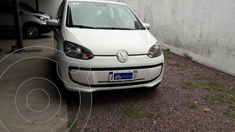 Volkswagen up! 3P 1.0 move up! usado (2016) color Blanco Cristal financiado en cuotas(anticipo $600.000)