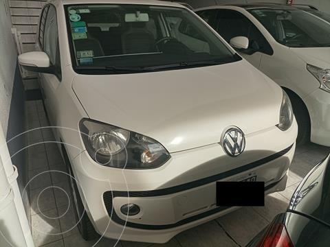 Volkswagen up! High up! 5P usado (2014) color Blanco precio $989.900