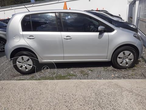 Volkswagen up! 5P 1.0 move up! usado (2015) color Plata precio $999.000