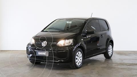 Volkswagen up! 5P 1.0 take up! usado (2019) color Negro precio $1.170.000
