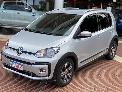 Volkswagen up! 5P 1.0 Cross up! 2016/17 usado (2017) color Gris financiado en cuotas(anticipo $830.000)