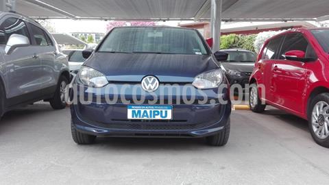 foto Volkswagen up! 5P 1.0 move up! usado (2016) color Azul Noche precio $780.000