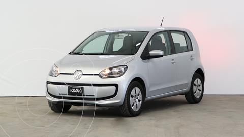 Volkswagen up! 3P 1.0 move up! usado (2016) color Plata precio $1.130.000