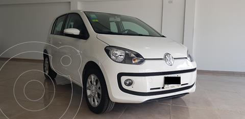 Volkswagen up! 5P 1.0 high up! usado (2015) color Blanco Cristal financiado en cuotas(anticipo $660.000)