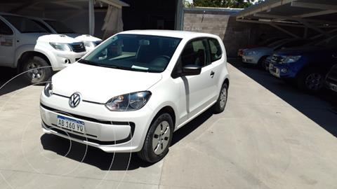 Volkswagen up! 3P take up! usado (2017) color Blanco precio $1.050.000
