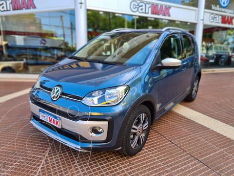 Volkswagen up! 5P 1.0 Cross up! usado (2019) color Azul precio $1.589.990