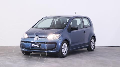 Volkswagen up! 5P 1.0 take up! usado (2017) color Azul Cristal precio $1.300.000
