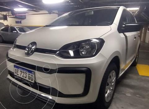 Volkswagen up! 5P 1.0 take up! usado (2021) color Blanco precio $1.700.000