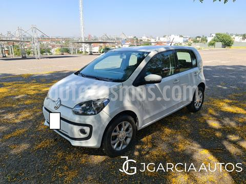 Volkswagen up! 5P high up! usado (2015) color Blanco precio $829.000