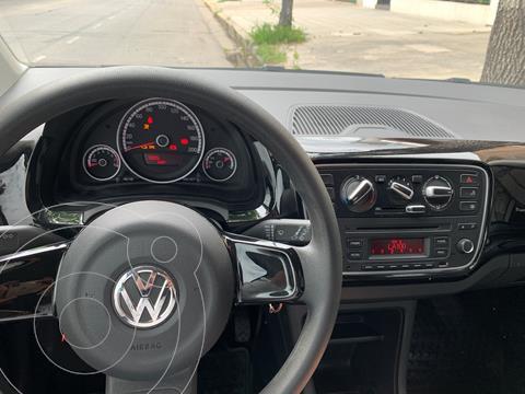Volkswagen up! 5P 1.0 high up! usado (2016) color Gris precio $1.000.000