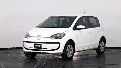 Volkswagen up! 5P 1.0 move up! usado (2015) color Blanco precio $1.100.000