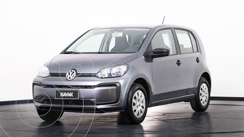 Volkswagen up! 5P 1.0 take up! usado (2020) color Plata precio $1.680.000
