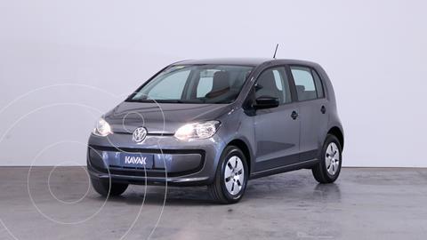 Volkswagen up! 5P 1.0 take up! usado (2017) color Gris precio $1.310.000