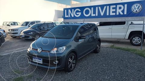 Volkswagen up! 5P 1.0T Pepper up! usado (2017) color Azul Cristal precio $1.190.000