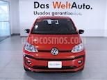 Foto venta Auto usado Volkswagen up! Connect (2018) color Naranja Metalico precio $210,000