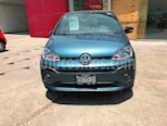 Foto venta Auto usado Volkswagen up! Connect (2018) color Azul Laguna precio $185,000