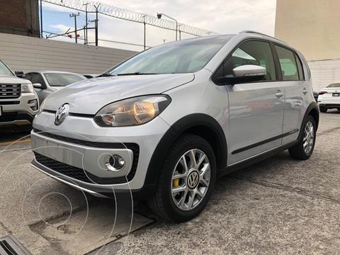 Volkswagen up! cross up! usado (2017) color Plata financiado en mensualidades(enganche $33,000 mensualidades desde $4,189)