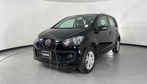 Volkswagen up! high up! usado (2016) color Negro precio $137,999