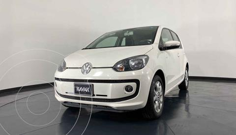 Volkswagen up! take up! usado (2016) color Blanco precio $142,999