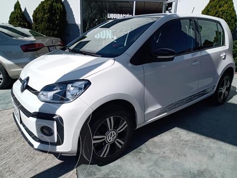 Volkswagen up! Connect usado (2018) color Blanco precio $185,000