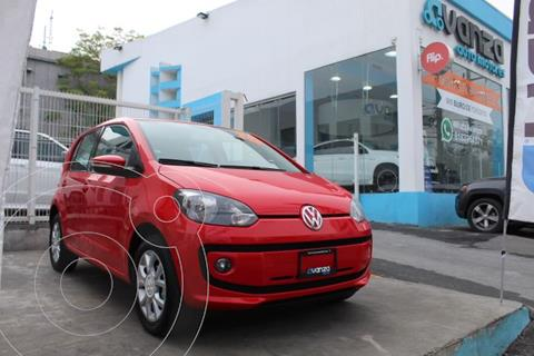 Volkswagen up! cross up! usado (2016) color Rojo precio $139,000