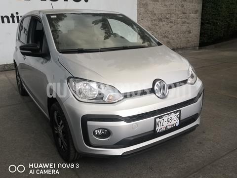 foto Volkswagen up! move up! usado (2018) color Plata precio $178,000