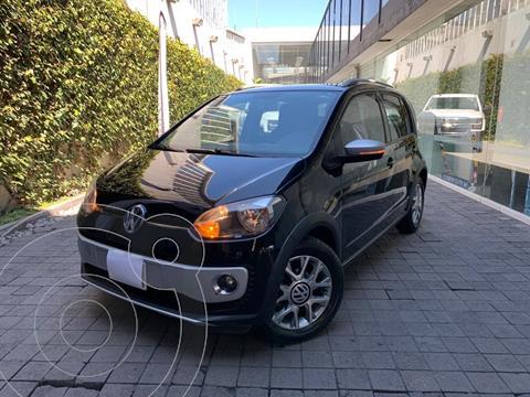 Volkswagen up! cross up! usado (2017) color Negro precio $165,000