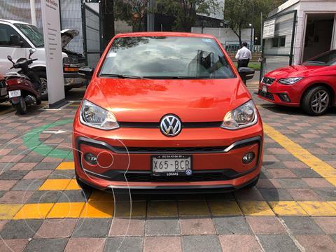 Volkswagen up! Connect usado (2018) color Naranja precio $184,000