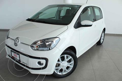 Volkswagen up! high up! usado (2016) color Blanco precio $140,000
