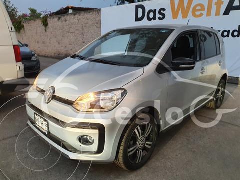 Volkswagen up! CONNECT MT L3 75HP usado (2018) color Plata precio $178,000