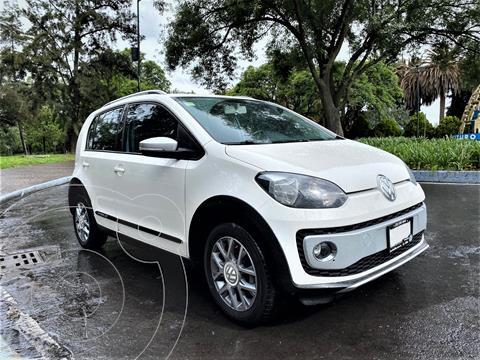 Volkswagen up! cross up! usado (2017) color Blanco Candy precio $156,500