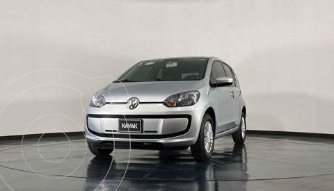 Volkswagen up! move up! usado (2016) color Plata precio $134,999