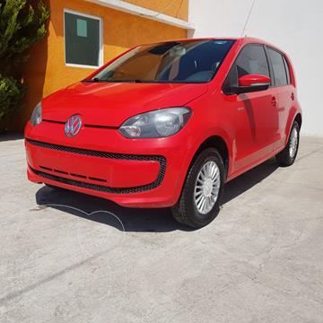 Volkswagen up! MOVE L3 1.0L 75HP MT usado (2017) color Rojo precio $135,000