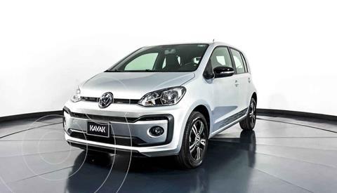 Volkswagen up! Connect usado (2018) color Plata precio $184,999