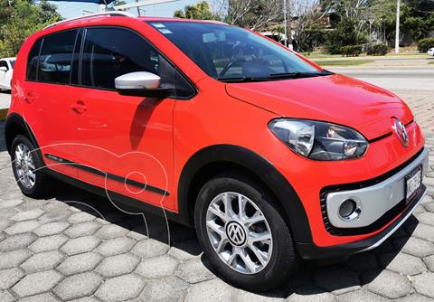 Volkswagen up! cross up! usado (2017) color Rojo precio $150,000