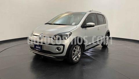 Volkswagen up! cross up! usado (2016) color Plata precio $149,999