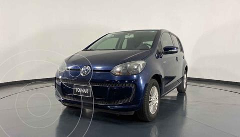 Volkswagen up! take up! usado (2016) color Azul precio $144,999