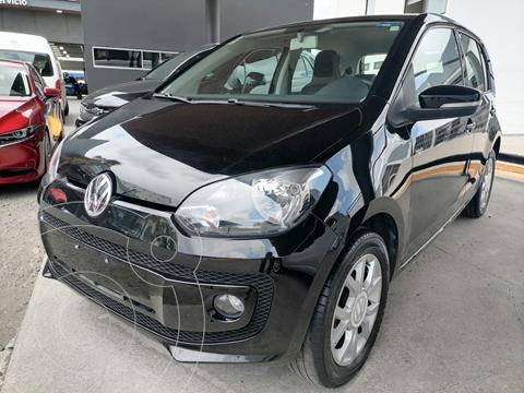 Volkswagen up! high up! usado (2017) color Negro precio $144,000