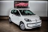 Foto venta Auto usado Volkswagen up! take up! (2016) color Blanco Candy precio $100,000