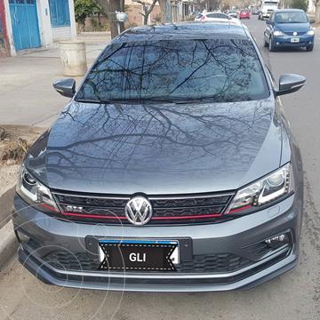 Volkswagen Vento GLI GLi 2.0 TSI DSG Nav usado (2018) color Gris Platinium precio $3.950.000