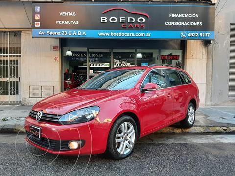 Volkswagen Vento Variant 2.5 Confortline usado (2011) color Rojo precio $1.440.000