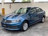Foto venta Auto usado Volkswagen Vento 1.6L (2019) color Azul precio $199,800