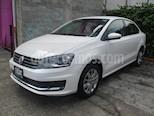 Foto venta Auto usado Volkswagen Vento 4p Confortline L4/1.6 Aut (2018) color Blanco precio $205,000