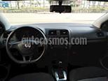 Foto venta Auto usado Volkswagen Vento 4p Confortline L4/1.6 Aut (2017) color Plata precio $189,000