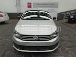Foto venta Auto usado Volkswagen Vento 4p Starline L4/1.6 Aut (2017) color Plata precio $149,000
