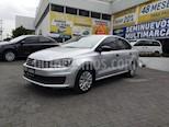 Foto venta Auto usado Volkswagen Vento 4p Starline L4/1.6 Aut (2017) color Plata precio $159,000