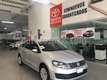Foto venta Auto usado Volkswagen Vento 4p Starline L4/1.6 Aut (2019) color Blanco precio $209,000